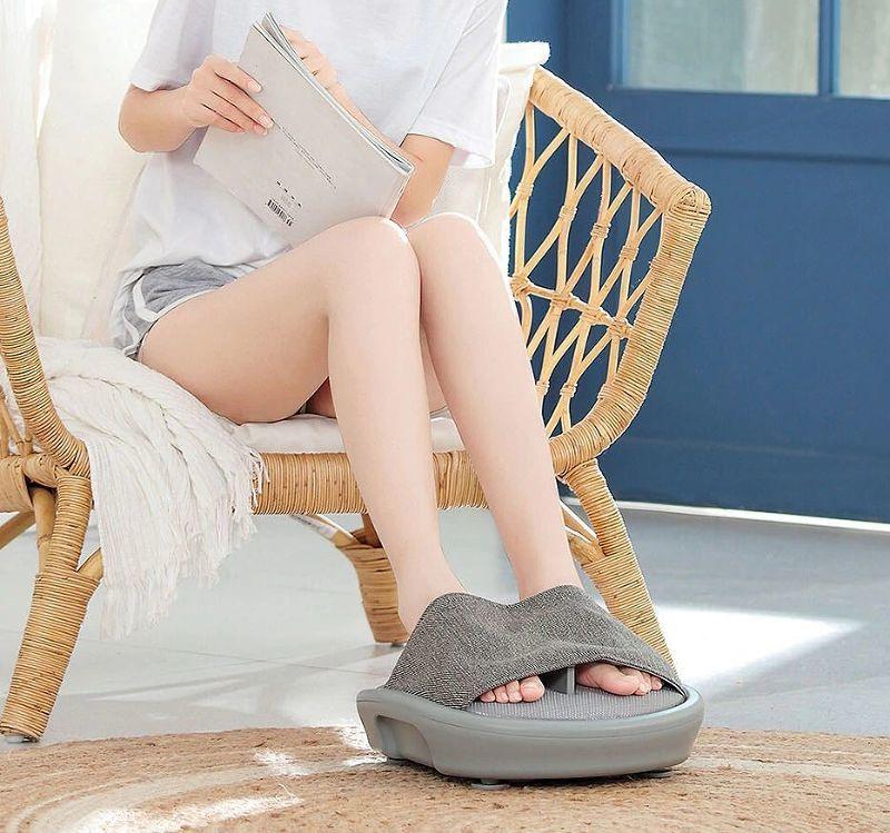 Массажер для ног Xiaomi LeFan Foot Massage (серый) 3